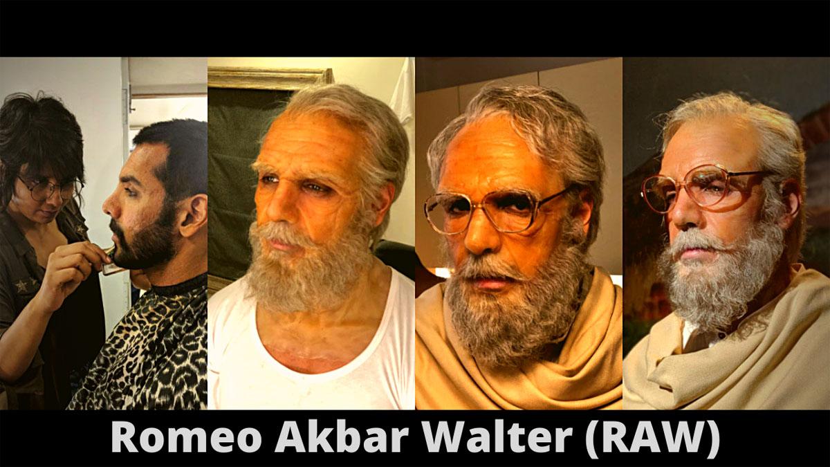 8) Romeo Akbar Walter (RAW)